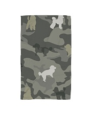 Poodle Camouflage Hand Towel thumbnail