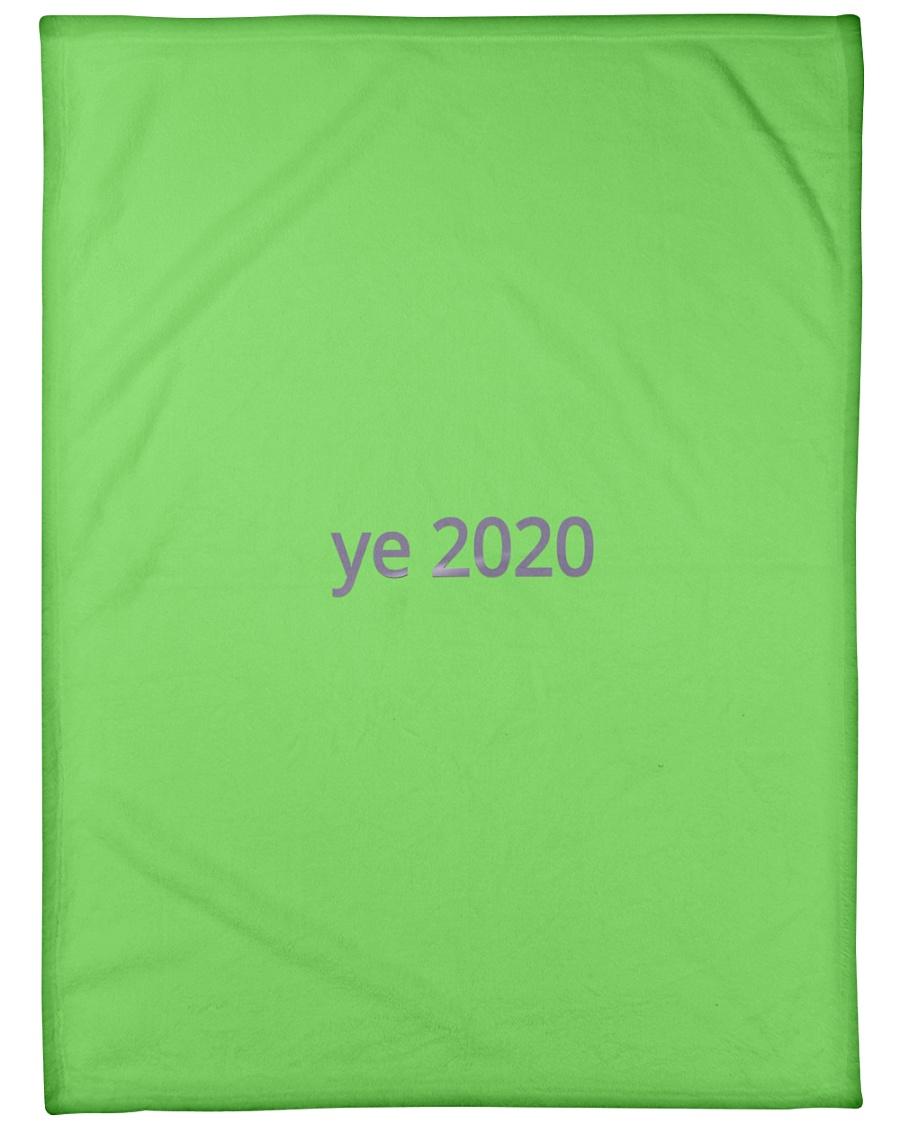 "Kanye West For President Large Fleece Blanket - 60"" x 80"""