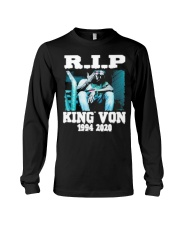 R I P KING VON Long Sleeve Tee thumbnail