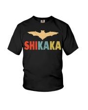 Ace Ventura Quote-Shikaka Youth T-Shirt thumbnail
