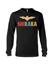 Ace Ventura Quote-Shikaka Long Sleeve Tee thumbnail
