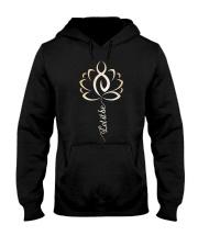 Let it be yoga Hooded Sweatshirt thumbnail