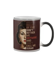 Great balls of fire don't bother me any more Color Changing Mug thumbnail