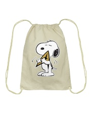 Dog - Star Drawstring Bag thumbnail
