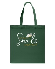DON'T FORGET TO SMILE EVERYDAY Tote Bag thumbnail
