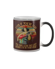 Event if you're lost Color Changing Mug thumbnail
