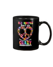 Old hippie don't die Mug thumbnail