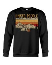 I hate people CP01 Crewneck Sweatshirt thumbnail
