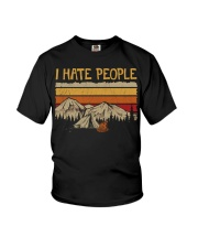 I hate people CP01 Youth T-Shirt thumbnail