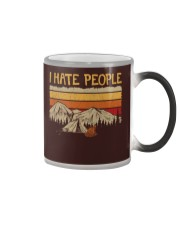 I hate people CP01 Color Changing Mug thumbnail