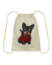 Dogpool Drawstring Bag thumbnail