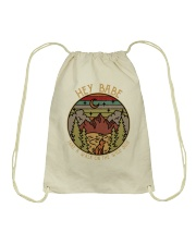 Hey baby - Take a walk on the wild side Drawstring Bag thumbnail
