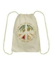And into forest i go to Drawstring Bag thumbnail