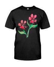 Dog - Flower 01 Premium Fit Mens Tee thumbnail