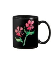 Dog - Flower 01 Mug thumbnail