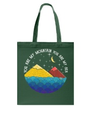You are my mountain you are my sea Tote Bag thumbnail