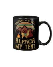 Camping you stay -  Alpaca my tent Mug thumbnail