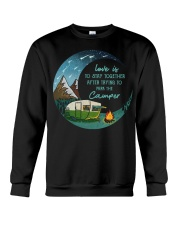 Love is to stay together Crewneck Sweatshirt thumbnail
