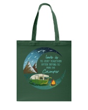 Love is to stay together Tote Bag thumbnail