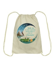 Love is to stay together Drawstring Bag thumbnail