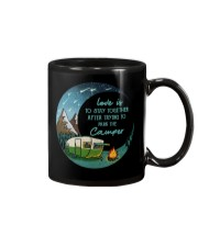 Love is to stay together Mug thumbnail