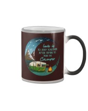 Love is to stay together Color Changing Mug thumbnail