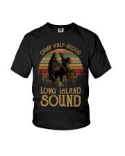 Camp half blood-Long island sound Youth T-Shirt thumbnail
