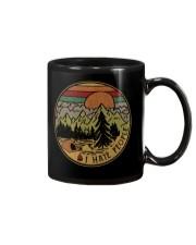 I hate people camping hiking Mug thumbnail