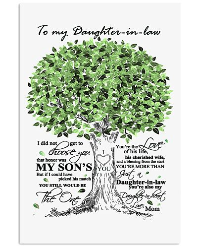TO MY DAUGHTER IN LAW B04