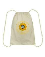 What a wonderfull world Drawstring Bag thumbnail