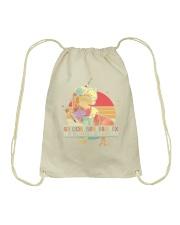 Be a unicornasaurus rex-Unicorns Drawstring Bag thumbnail