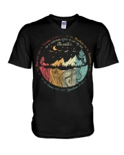 For if everything exists to lift V-Neck T-Shirt thumbnail