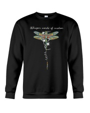 Whisper words of wisdom - Let it be Crewneck Sweatshirt thumbnail