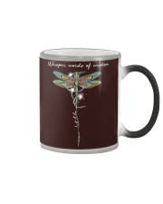 Whisper words of wisdom - Let it be Color Changing Mug thumbnail
