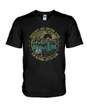 For nothing left to lose V-Neck T-Shirt thumbnail