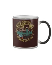 For nothing left to lose Color Changing Mug thumbnail
