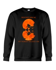 Bigfoot saw me Crewneck Sweatshirt thumbnail