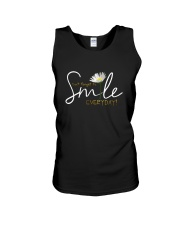 DON'T FORGET TO SMILE EVERYDAY Unisex Tank thumbnail
