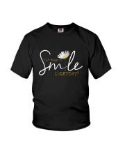 DON'T FORGET TO SMILE EVERYDAY Youth T-Shirt thumbnail