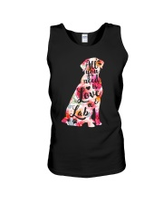 All You Need Is Love A Lab Unisex Tank thumbnail