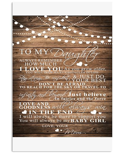 TO MY DAUGHTER B03
