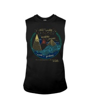 You cant scare me Im a crazy person Sleeveless Tee thumbnail