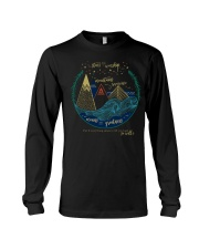 You cant scare me Im a crazy person Long Sleeve Tee thumbnail