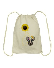 Peaceful Easy Feeling Drawstring Bag thumbnail
