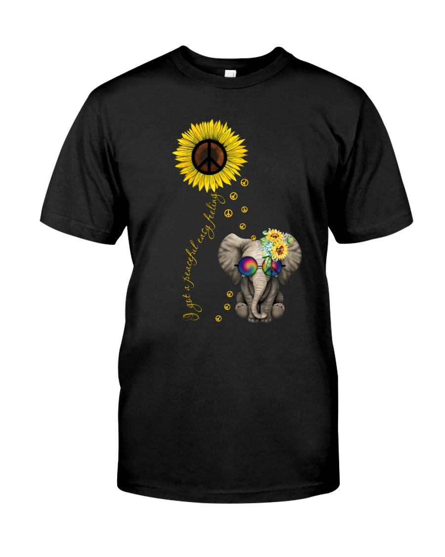 Peaceful Easy Feeling Classic T-Shirt