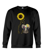 Peaceful Easy Feeling Crewneck Sweatshirt thumbnail