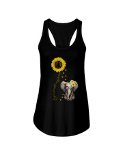 Peaceful Easy Feeling Ladies Flowy Tank thumbnail