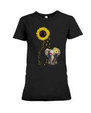 Peaceful Easy Feeling Premium Fit Ladies Tee thumbnail