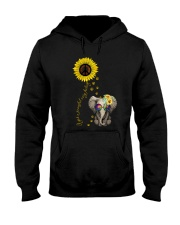 Peaceful Easy Feeling Hooded Sweatshirt thumbnail