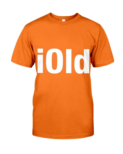 Iold Funny Senior Citizens Humor Grandfather Gift